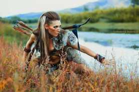 Воин Амазонки XIV века обнаружен в Монголии.