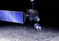 Японский зонд обнаружил на луне лавовый туннель.