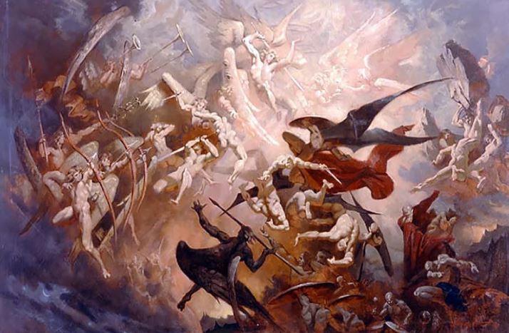 Небесные войны.
