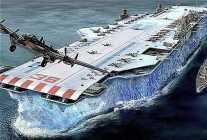 Корабль из льда, секретный проект британии