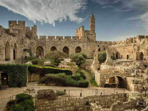 Старый город, Иерусалим.