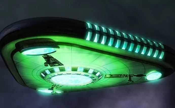 Сообщения о НЛО в Косфорде: Ник Поуп.