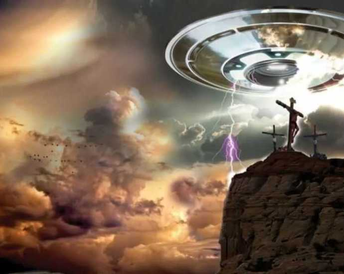 НЛО в Библии: загадочные события в писании.