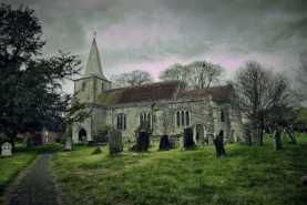 Деревня с 12 привидениями: самое посещаемое место Англии