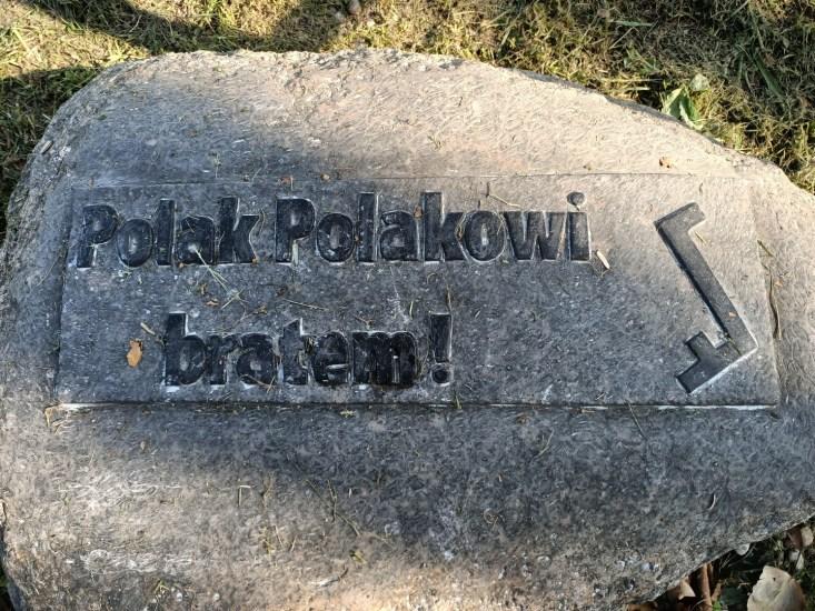 Polak Polakowi Bratem czyli…