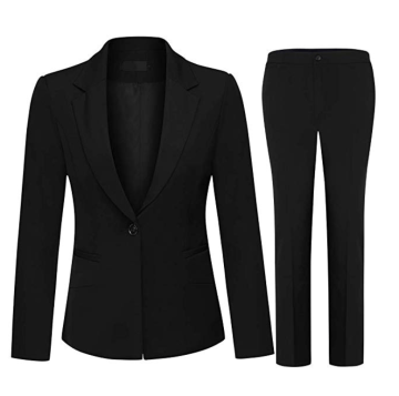 Screenshot_2019-12-12 Amazon com Women's 2 Piece Office Lady Business Suit Set Slim Fit Blazer Pant Clothing.png