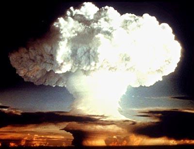 Atombombenversuch der USA, 1954