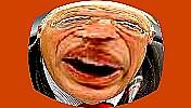 Ex-EU-Kommissar Günter Verheugen (Karikatur) fordert Selbstgeißelung