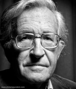 Noam Chomsky, Linguist, jüdischer Israelgegner
