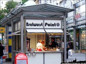 Bratwurst Point