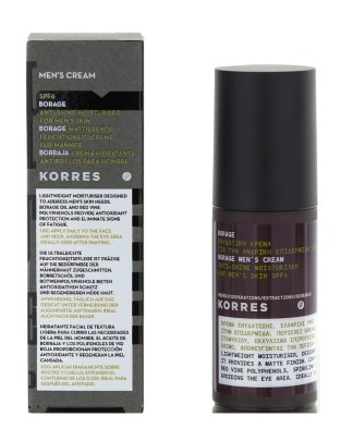 Korres_Borage_Anti_Shine_Moisturiser_for_Men__Skin_SPF_6_50ml