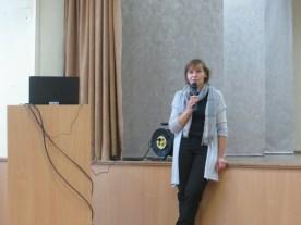 Psichologijos mokslų daktarė Jelena Baenskaja