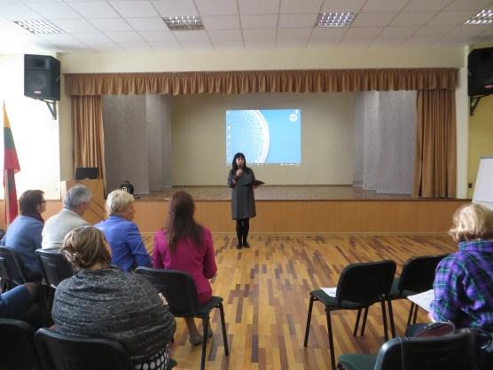 """Tarptautinio seminaro """"Pagalba autistiškam vaikui ir specialiųjų poreikių vaikų ugdymo aktualijos"""" atidarymas"""