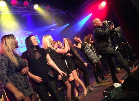 Korsør Julebal koncert Kulturhus