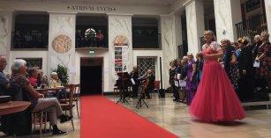 Operettekoncert i Marmorsalen – det blev i den grad en glad søndag eftermiddag fyldt med