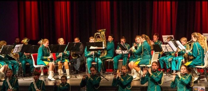Nytårskoncert 2019 med Slagelse Garden.