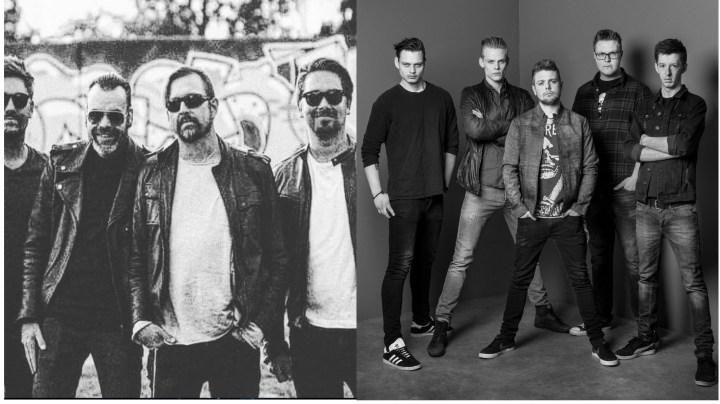 FredagsRock m. The Centipedes og Bad Fuel, to af Danmarks upcomming hårdtslående rockbands