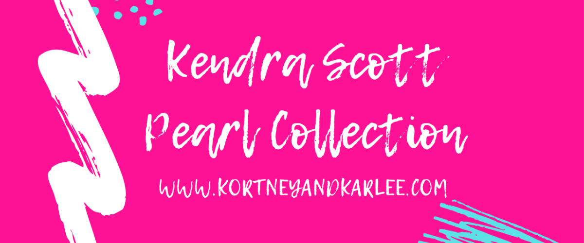 New Kendra Scott Pearl Collection
