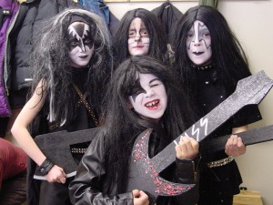 KISS-The Early Years