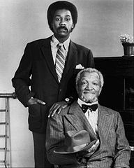 "Redd Foxx and Demod Wilson Sandford and Son ""This is the BIG one!"