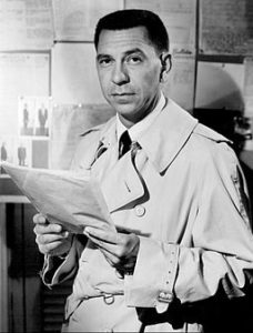 Jack Webb All he wanted was the facts