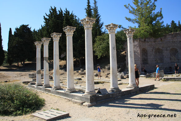 Asklepion Kos picture