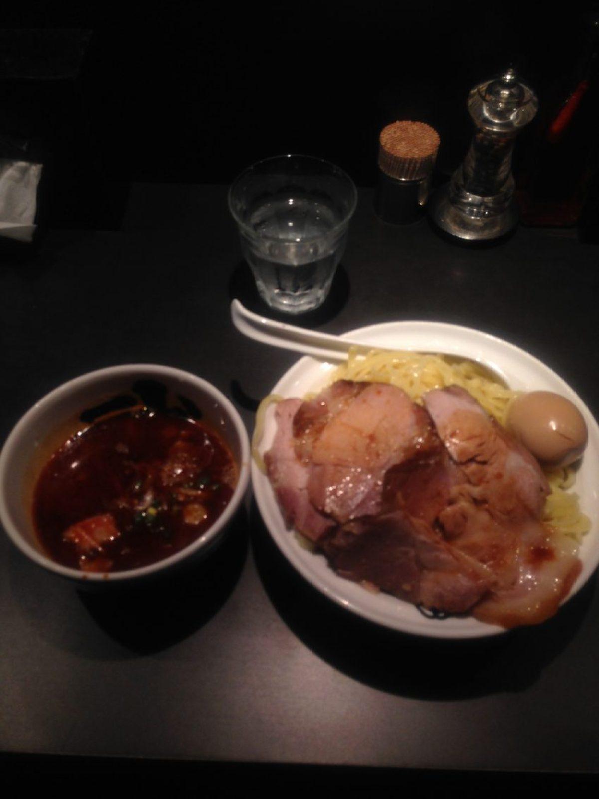 麺屋武蔵 武骨相傳(上野)