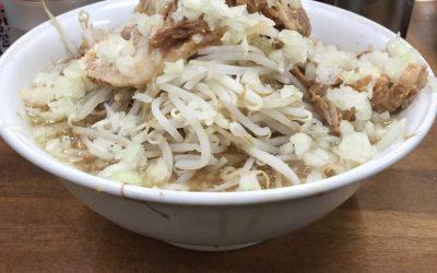 ラーメン麺徳 東上野店