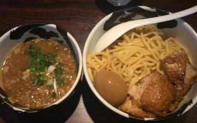 麺屋武蔵 武骨 – 特濃つけ麺