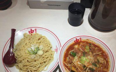 蒙古タンメン中本 立川店 - 冷し五目味噌タンメン