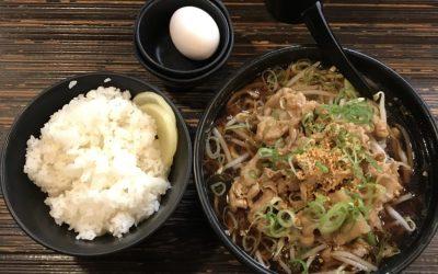 伝説のすた丼屋 御徒町店 - <期間限定>肉盛りすたみな麺