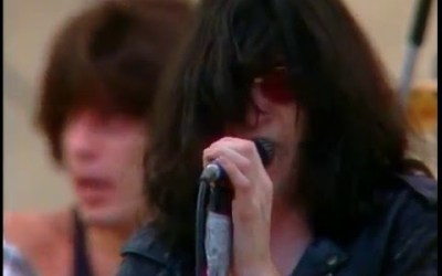 RAMONES – The KKK Took My Baby Away (Live 1982) HD
