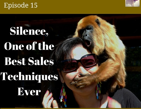 Silence One of the Best Sales Techniques Ever