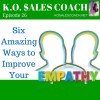 6 Amazing Ways to Improve Empathy