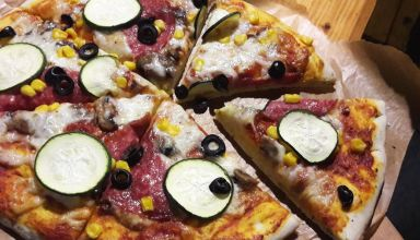 Pizza z góralskiego pieca
