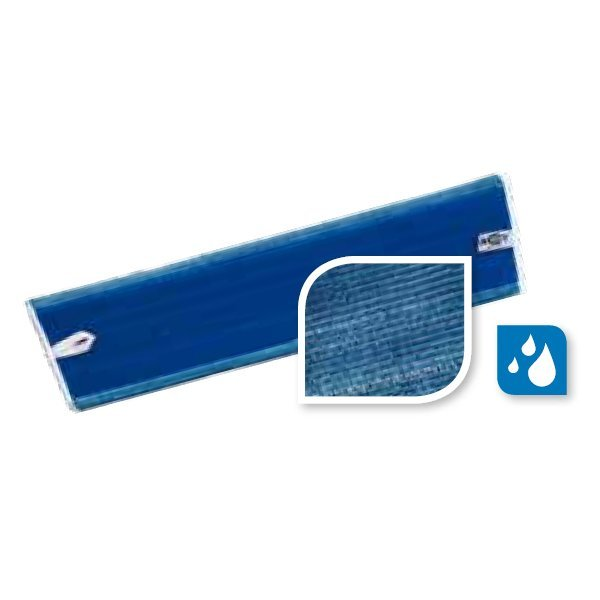 Poduszka mopa na mokro niebieska
