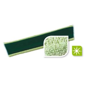 Poduszka mopa na sucho zielona
