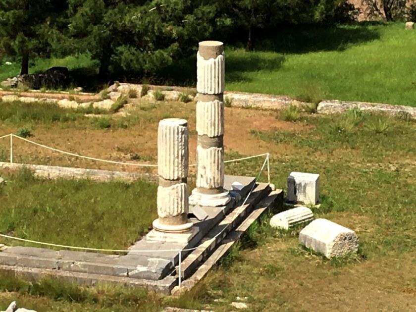Asklepios Tempel von Asklepion