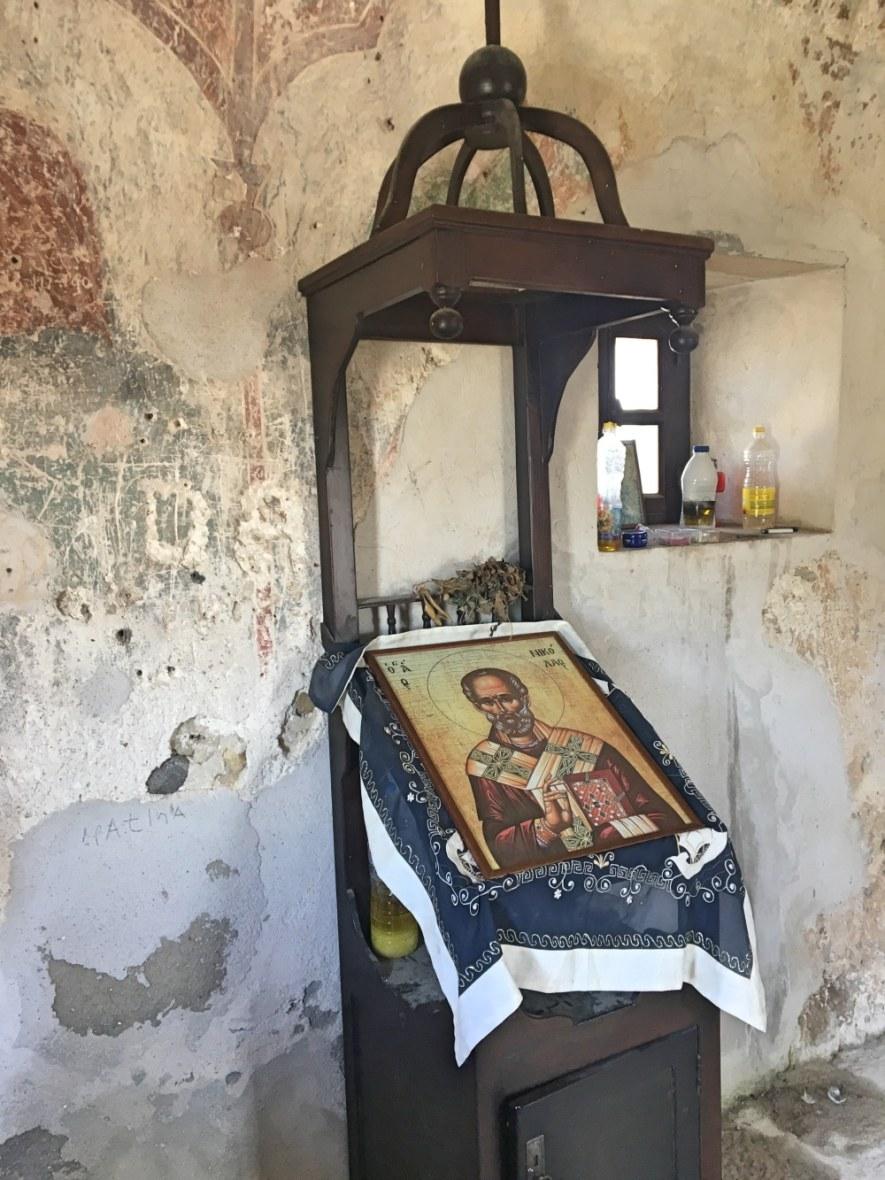 kleine Kirche auf der Johanniter Festung