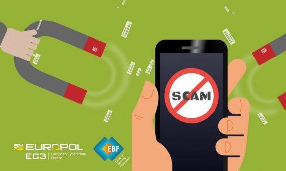 Nie bądź ofiarą cyber oszustw!