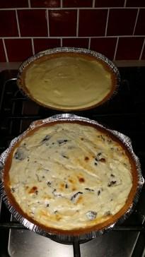 Cookies n' Cream & Creamy Cheesecake