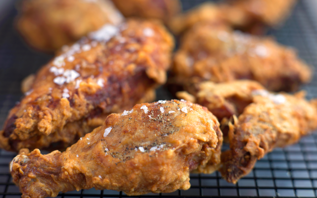 Skinless Fried Chicken