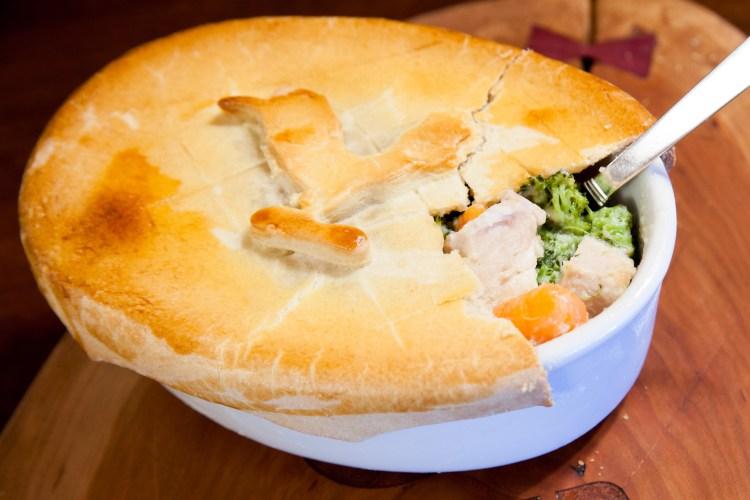 Chicken/Turkey Pot Pie