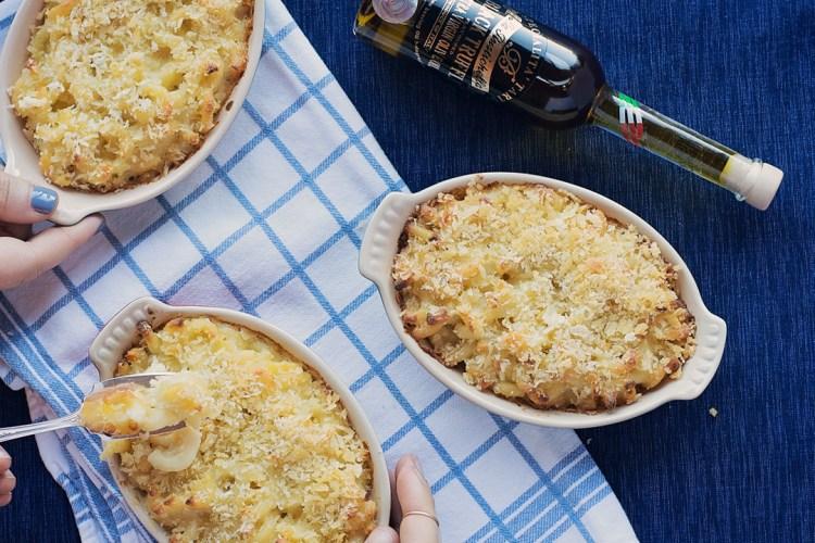 La Rustichella Truffle Mac 'N Cheese