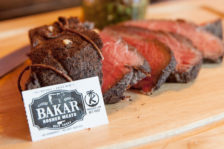 Bakar Top Sirloin Roast