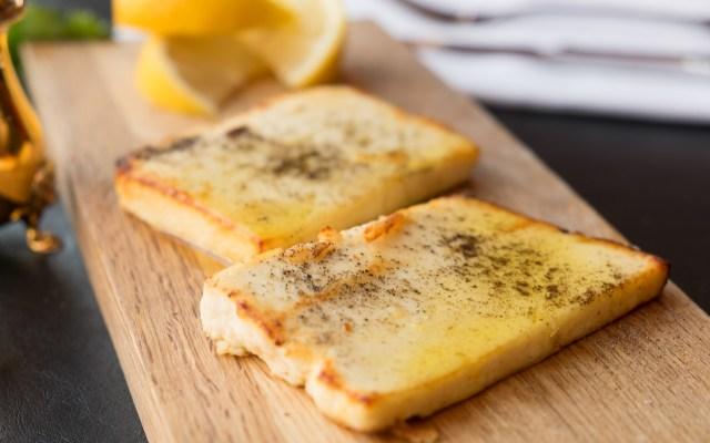 Saganaki (Fried Cheese)