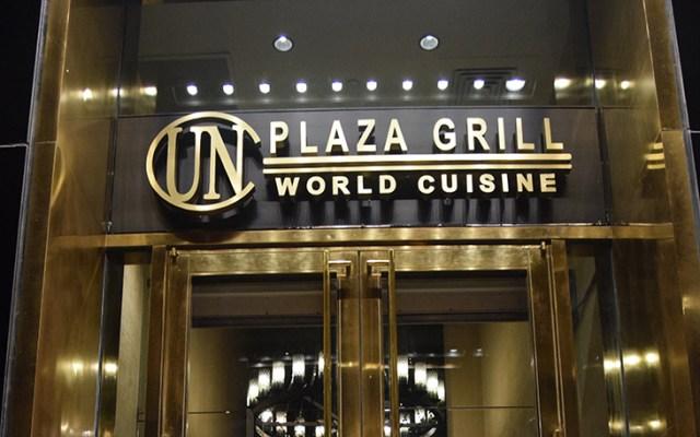 Restaurant Review: UN Plaza Grill