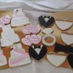 Bridal Assortment 1, Sugar Cookies