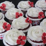 Poppies Cupcakes