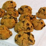 Chocolate Peanut Butter Cookies, Gluten Free